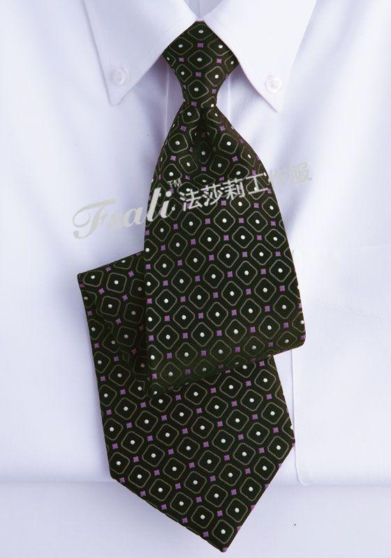 怎样选择合适的西装领带?